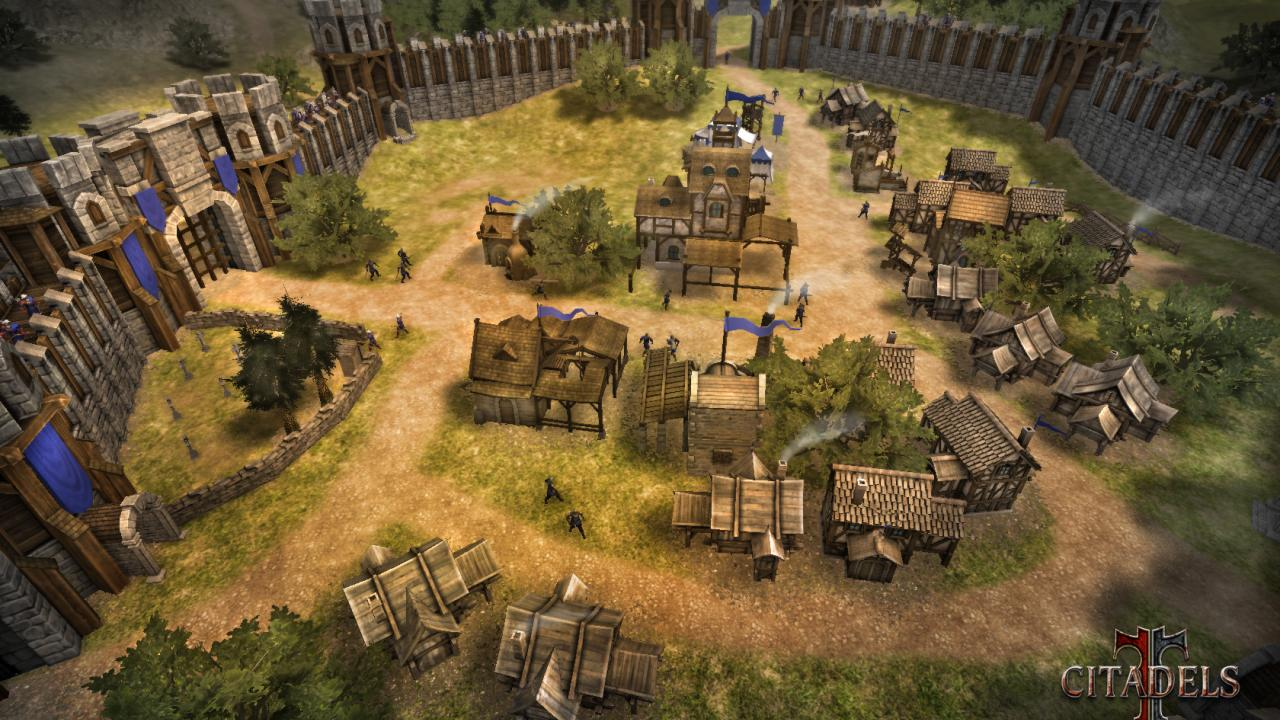 Citadels rus скачать торрент