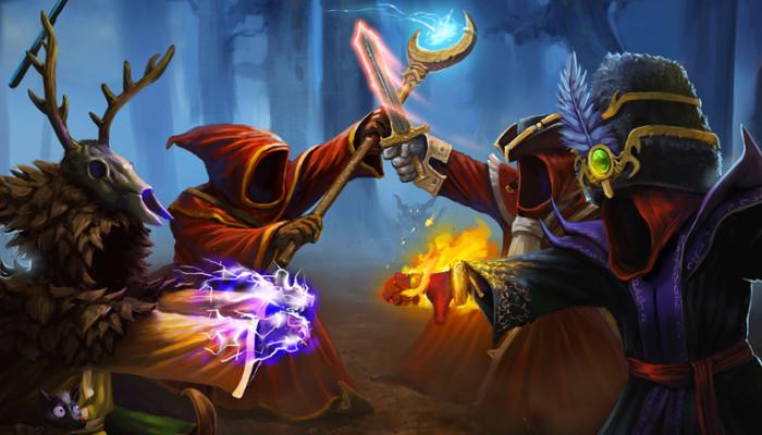 к игре Magicka: Wizard Wars