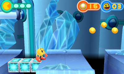 к игре Pac-Man and the Ghostly Adventures