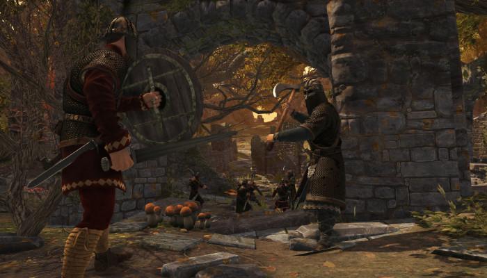 к игре War of the Vikings