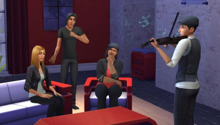 к игре Sims 4, The