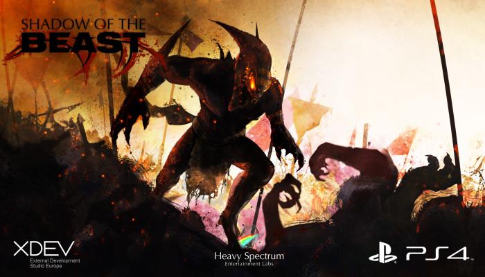 к игре Shadow of the Beast