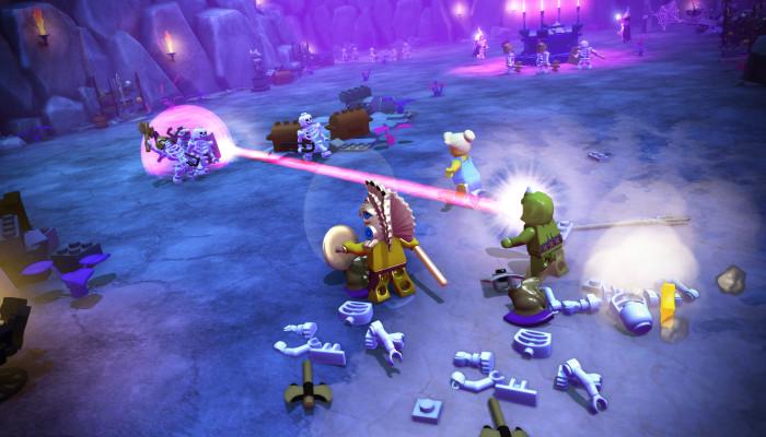 к игре Lego Minifigures Online