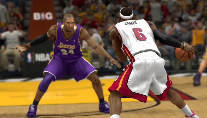 к игре NBA 2K14
