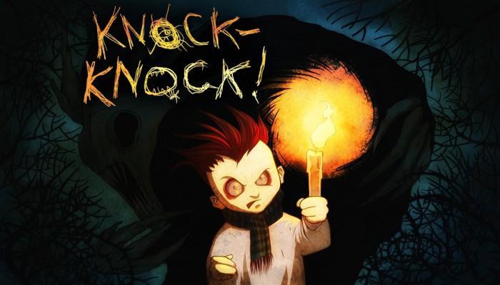 к игре Knock-knock
