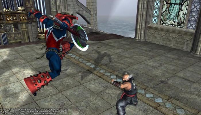 к игре SoulCalibur II HD Online