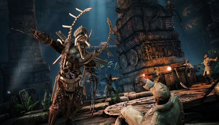 Deadfall adventures: скриншоты.