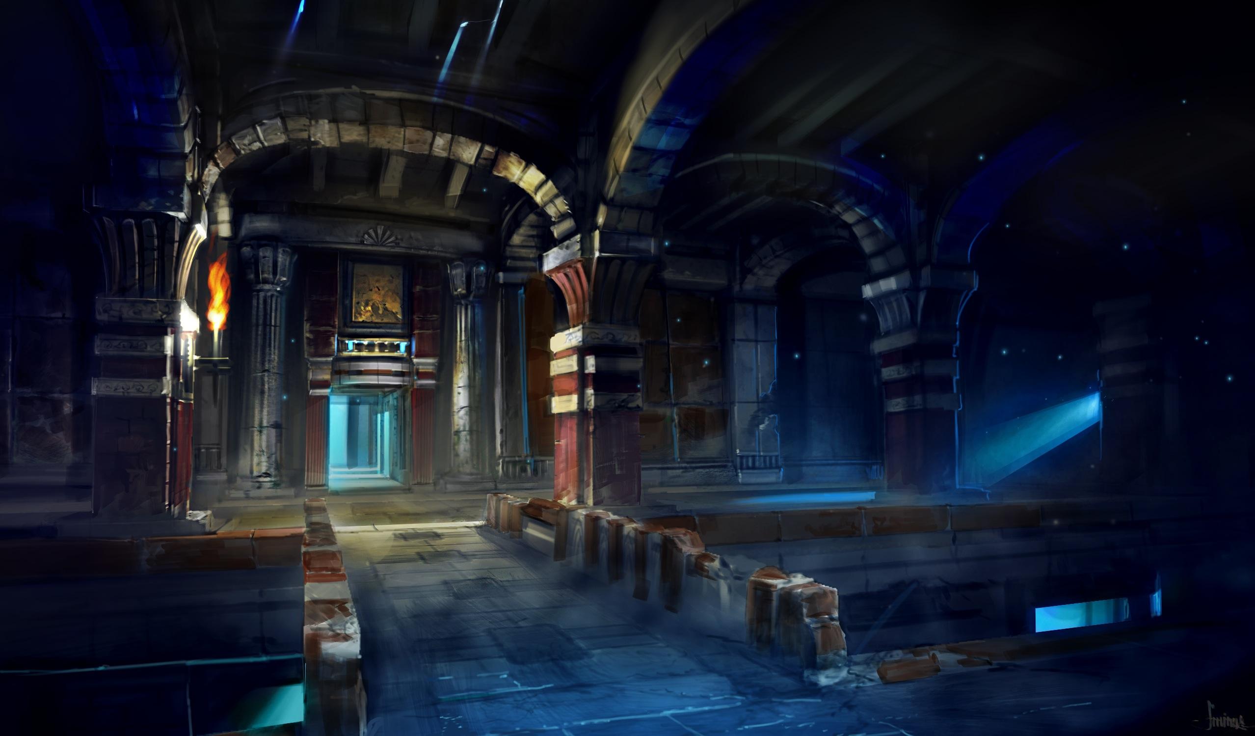 Скриншот Might & Magic X - Legacy (2014) REPACK ОТ R.G. МЕХАНИКИ скачать торрент бесплатно