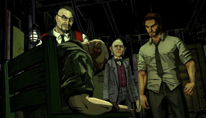 к игре Wolf Among Us: Episode 2 - Smoke and Mirrors, The