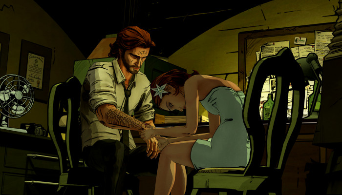 к игре Wolf Among Us: Episode 5 - Cry Wolf, The