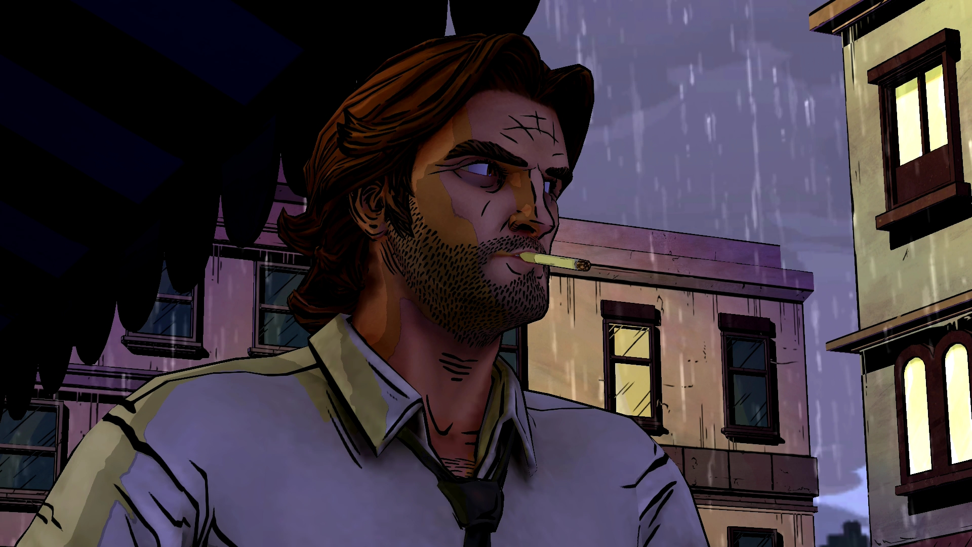 ?? ???? The Wolf Among Us: Episode 5 - Cry Wolf