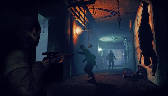 к игре Sniper Elite: Nazi Zombie Army 2