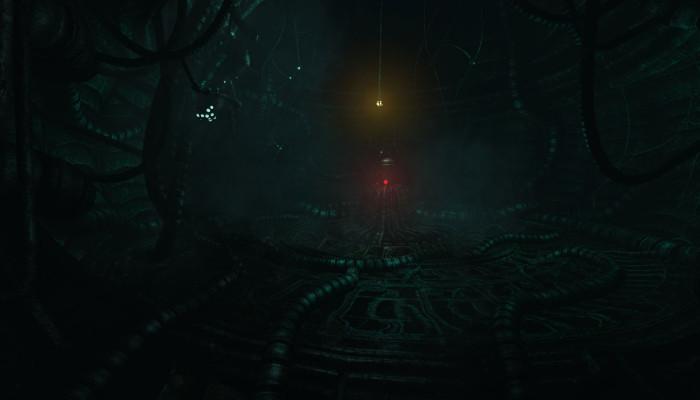 Скриншоты из игры SOMA