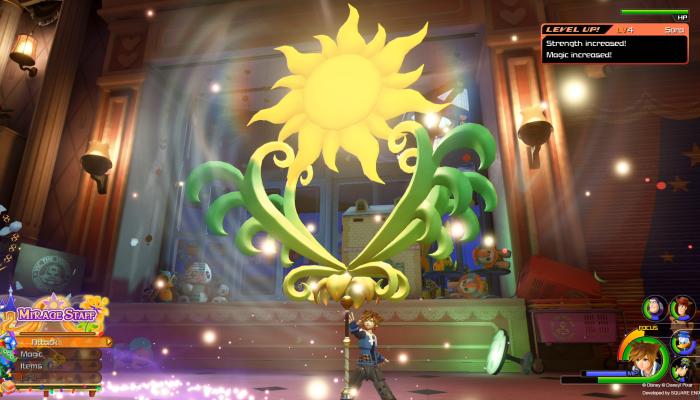 к игре Kingdom Hearts III