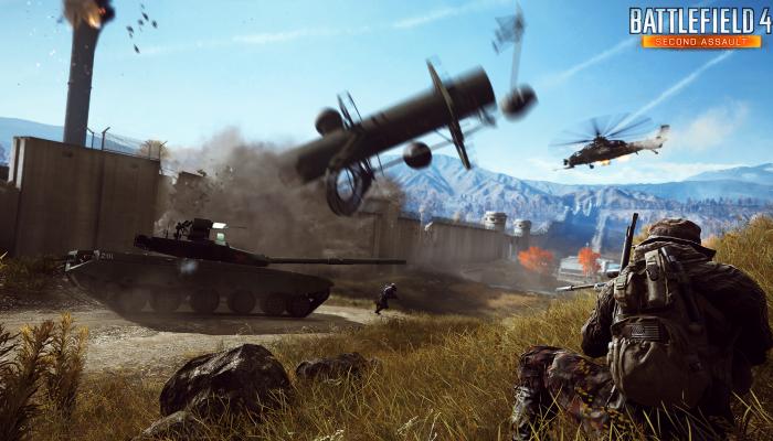 к игре Battlefield 4: Second Assault