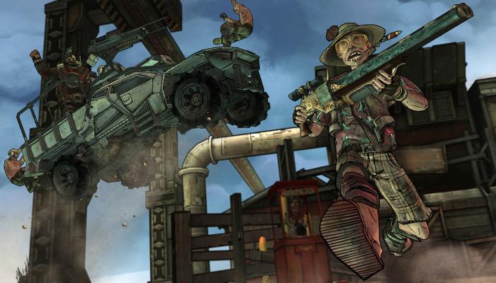 к игре Tales from the Borderlands: Episode One - Zer0 Sum
