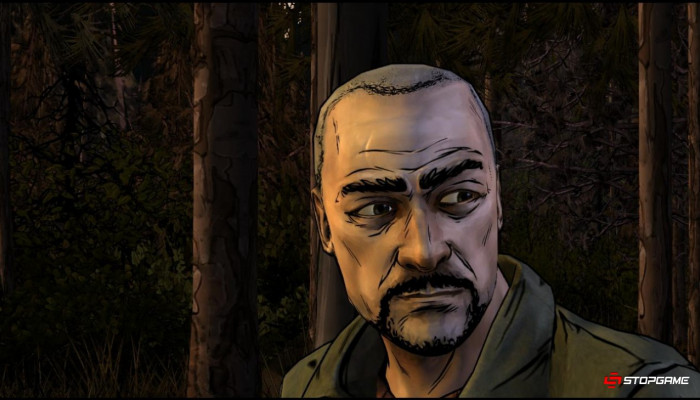 к игре Walking Dead: Season Two Episode 2 - A House Divided, The