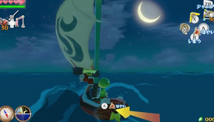 The Legend of Zelda The Wind Waker HD WiiU ISO 4PLAYERs