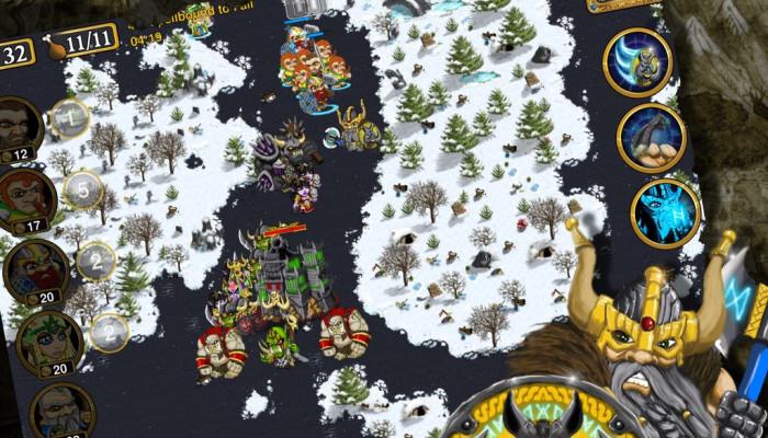 к игре Warlords RTS