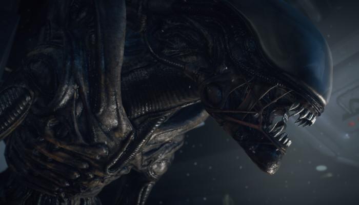Скриншоты из игры Alien: Isolation