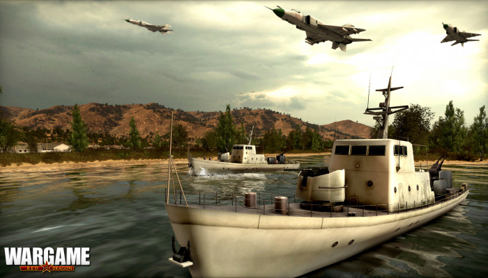 к игре Wargame: Red Dragon