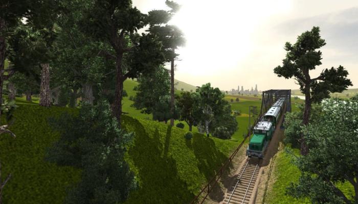 к игре Train Fever