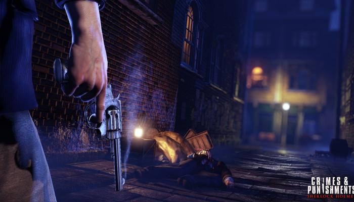 Скриншоты из игры Sherlock Holmes: Crimes & Punishments