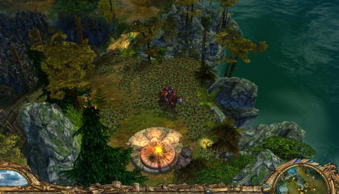 к игре King's Bounty: Воин Севера - Лед и пламя
