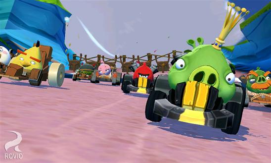 Angry Birds Go игра скачать торрент - фото 4