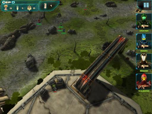 к игре Line of Defense Tactics