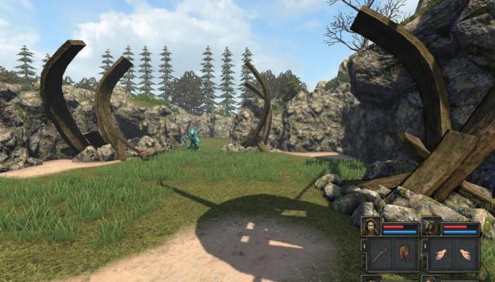 к игре Legend of Grimrock 2