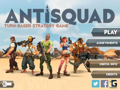 к игре AntiSquad