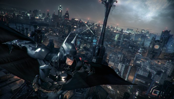 к игре Batman: Arkham Knight