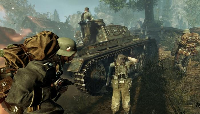к игре Enemy Front