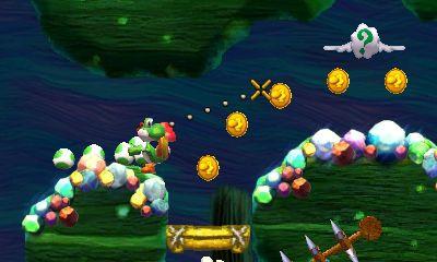 к игре Yoshi's New Island