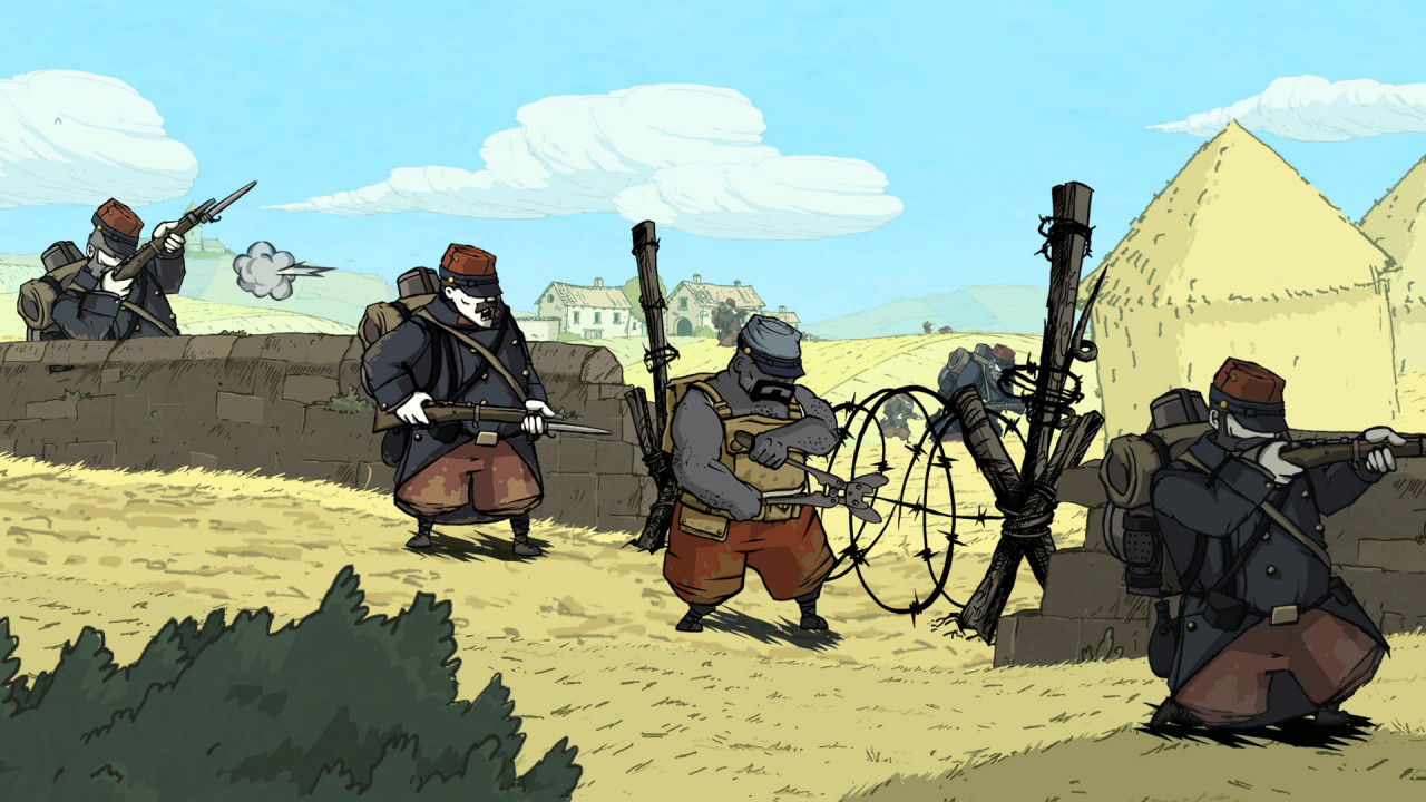 valiant hearts the great war 2 дата выхода