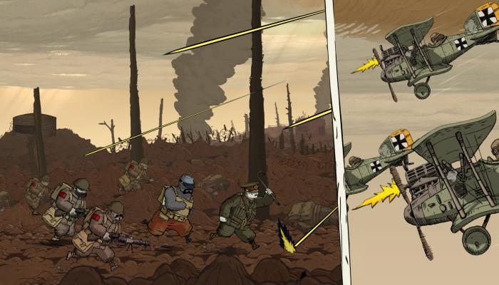 к игре Valiant Hearts: The Great War