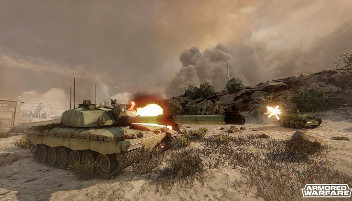 к игре Armored Warfare: Проект Армата