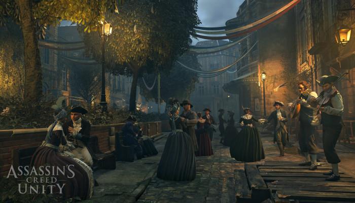 Торрент Игры Assassin`S Creed Unity