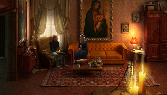 к игре Gabriel Knight: Sins of the Fathers 20th Anniversary Edition