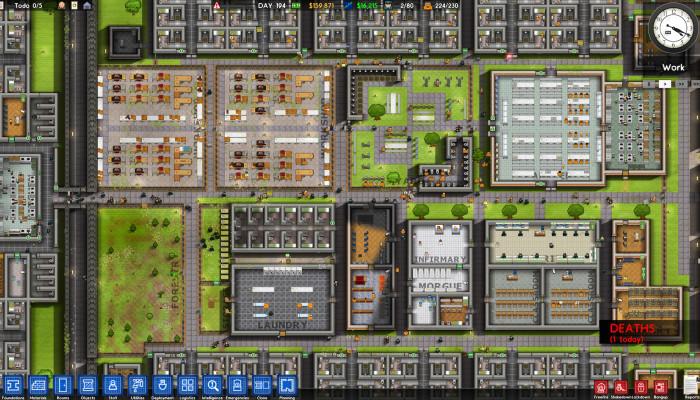к игре Prison Architect