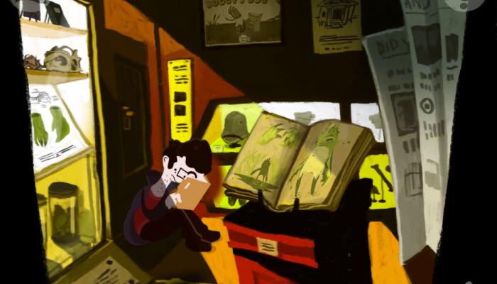 к игре Detective Grimoire