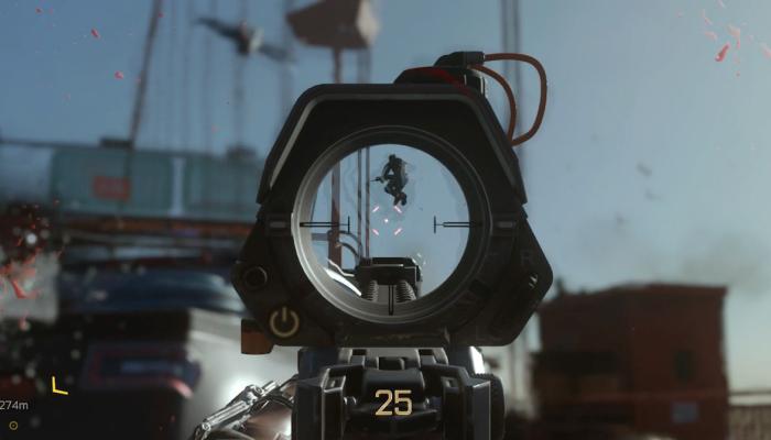 к игре Call of Duty: Advanced Warfare