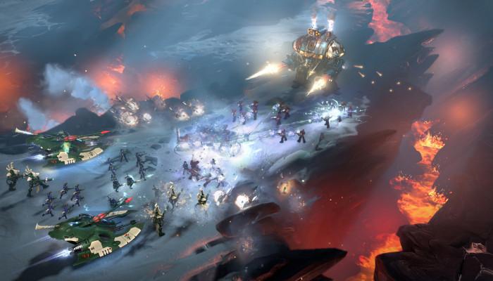 к игре Warhammer 40.000: Dawn of War III