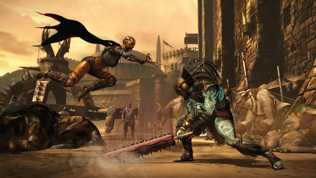 Mortal kombat 2018 скачать бесплатно на компьютер