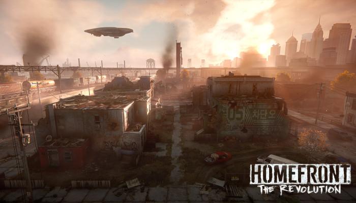 к игре Homefront: The Revolution