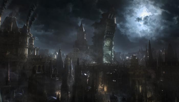 к игре Bloodborne