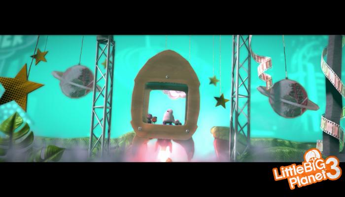 к игре LittleBigPlanet 3