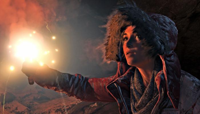 к игре Rise of the Tomb Raider