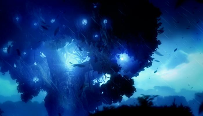 Скриншоты из игры Ori and The Blind Forest